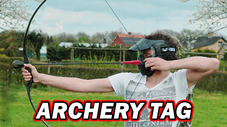 Arhcery Tag