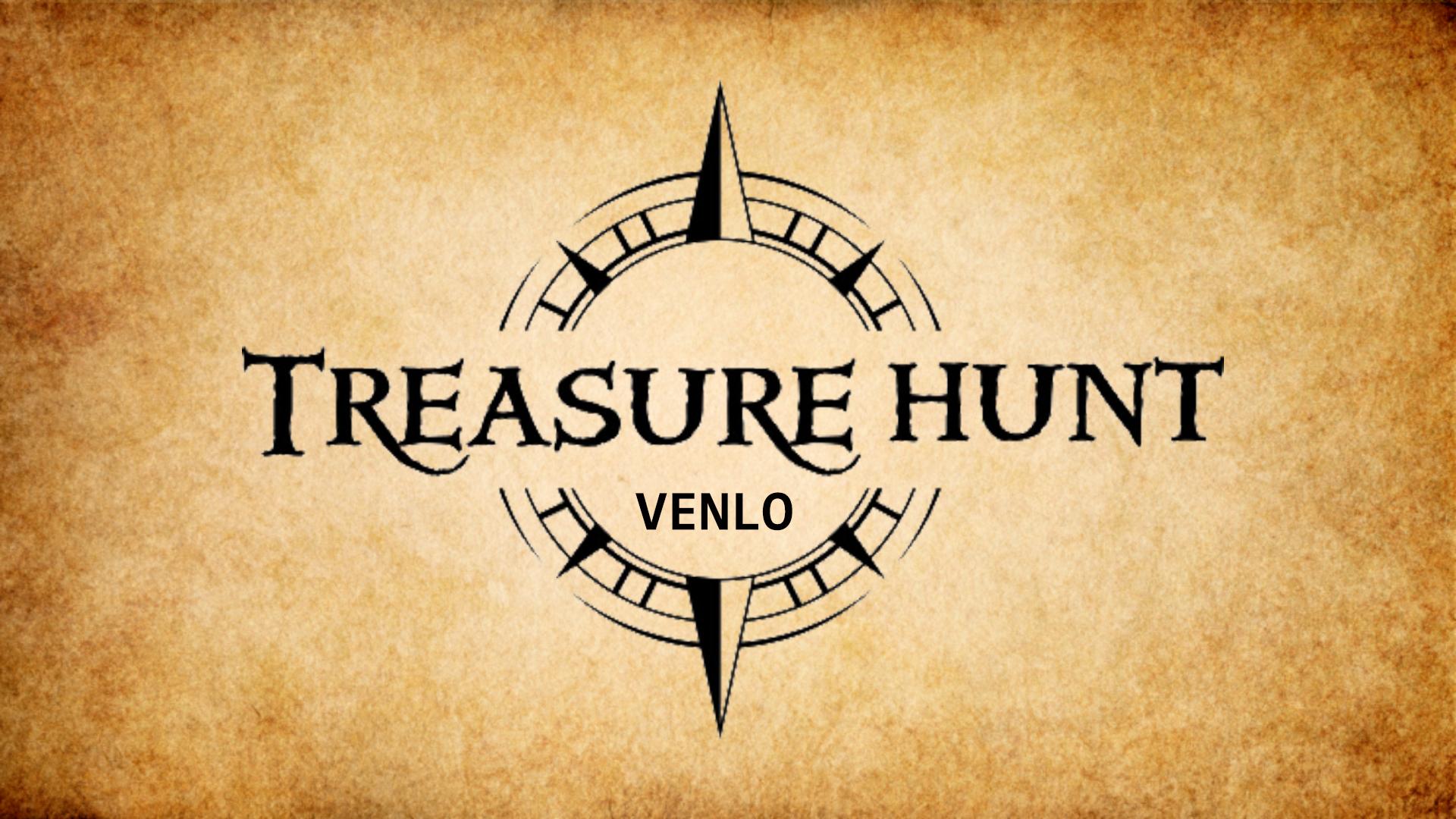Treasure Hunt Logo