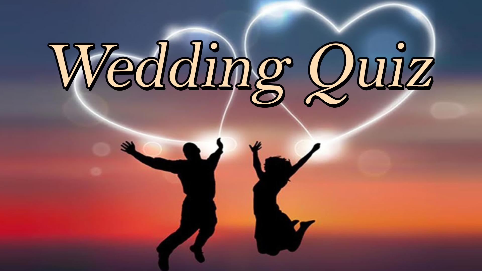 Wedding quiz 1080
